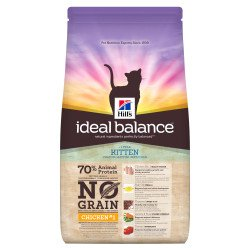 Ideal Balance Kitten No Grain Poulet