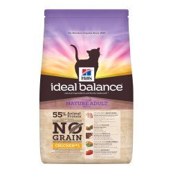 Ideal Balance Mature No Grain Poulet