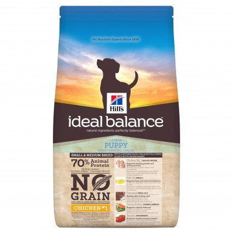 Ideal Balance Puppy No Grain Poulet