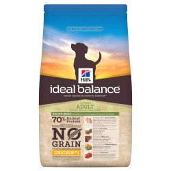 Ideal Balance No Grain Poulet