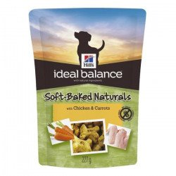 Hill's Ideal Balance Treats No Grain Poulet Carotte