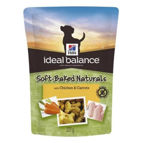 CANINE IB TREATS S/CER POULCAR 227G