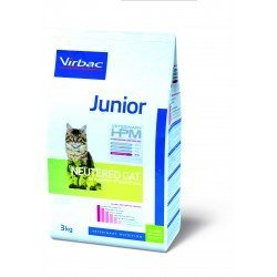 VET HPM CAT JUNIOR NEUTERED 3KG