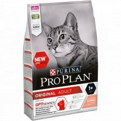 PROPLAN CAT ADULT SAUMONRIZ SAC 1,5 KG