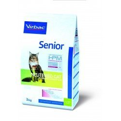 Virbac Hpm Cat Senior Neutered Porc et Volaille