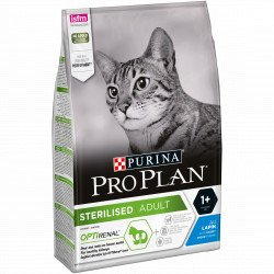 PROPLAN CAT STERILISED LAPIN SAC 3 KG