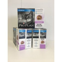 Proplan Housecat Chat Adult Dinde Pack 30 sachets