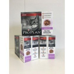 Proplan Chat Adult Dinde Pack 30 sachets