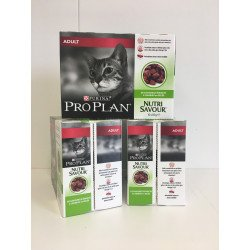 Proplan Chat Adult Agneau Pack 30 sachets