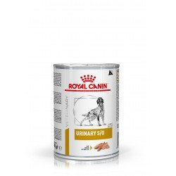 VDIET DOG URINARY 12 BT 410 G