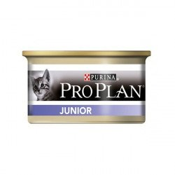 Proplan Cat Junior Boite Mousse au Poulet