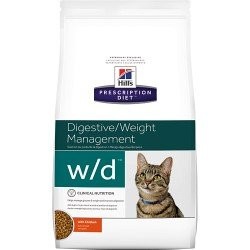 Hill's Prescription Diet Cat W/D