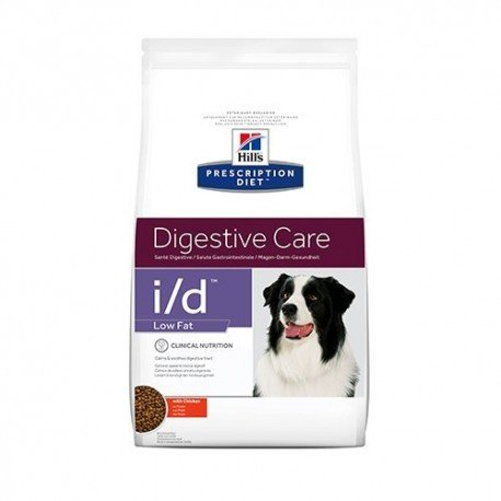 CANINE I/D LOW FAT SAC 1,5 KG