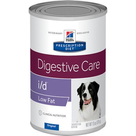 CANINE I/D LOW FAT 12 BT 360 G