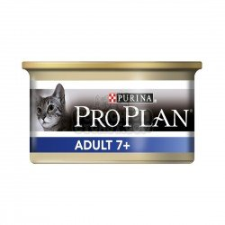 PROPLAN CAT ADULT 7 THON 24 BT 85 G