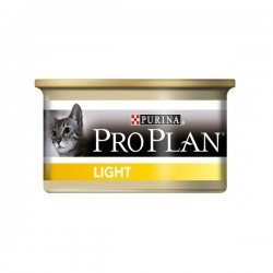 PROPLAN CAT ADULT LIGHT DINDE 24BT 85G
