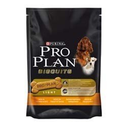 PROPLAN DOG BISCUIT LIGHT 4 SACS 400 G