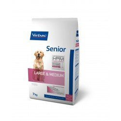VET HPM DOG SENIOR M/L 7KG