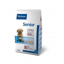 VET HPM DOG SENIOR NEUTERED S&TOY 1,5KG