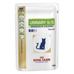 VDIET CAT URINARY S/O MC 12 SCHT 100 G