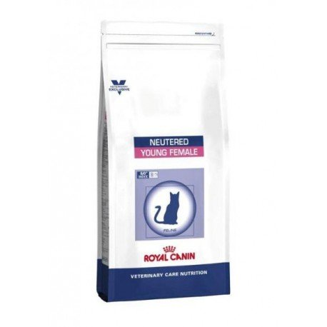 VCN CAT NEUT YOUNG FEMALE SAC 3,5 KG