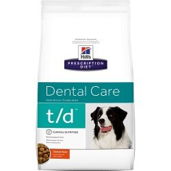 CANINE T/D SAC 10 KG