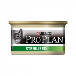PROPLAN CAT STERILISED PROMO 18 X85G6BT