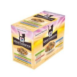 FELINE IB ADULT PACK MIXTE 12X 85 G