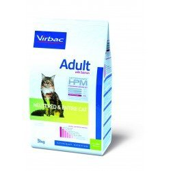 VET HPM CAT AD NEUTERED SAU 3KG